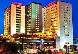 Memorial Hospital Sisli, MEDIPORT