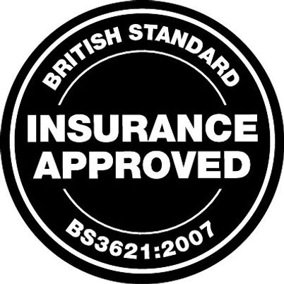 insurance approved logo