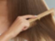 Repair split ends with Desert Shadow organic hair treatments