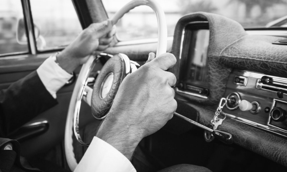 Driving and Aging