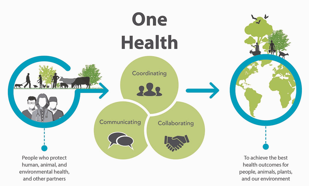 source: CDC One Health