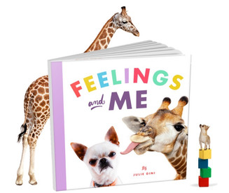 Feelings and Me Softcover Picture book
