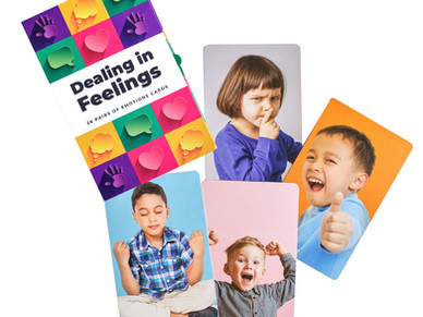 Feelings are a Big Deal! Classroom activities for Learning about Emotions
