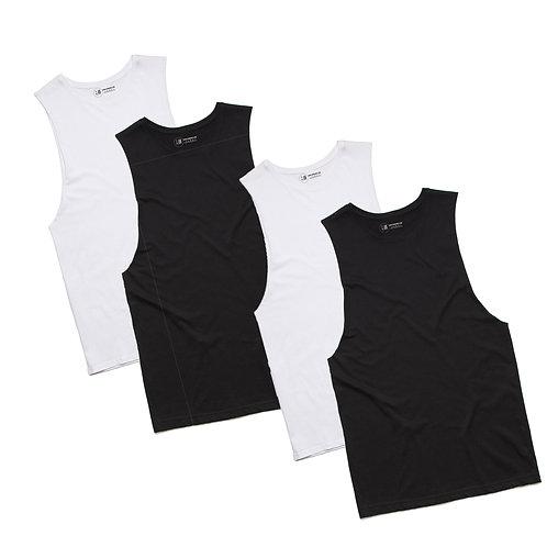 Blanks Pack - White and Black