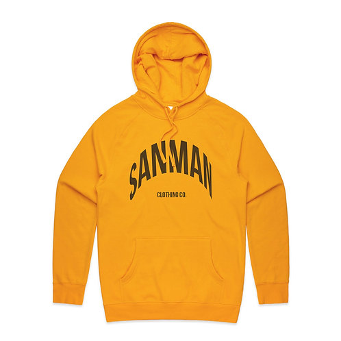 Gold Sanman Hoodie
