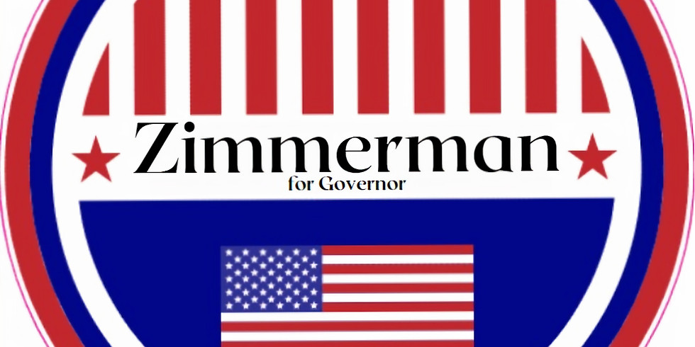 Zimmerman for Governor