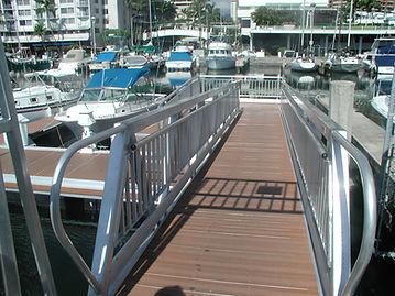 ADA access to your marina