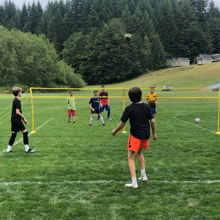 2021 Boys Summer Camp