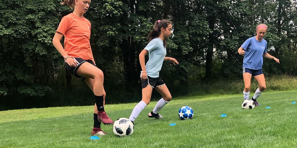 Girls Ball Mastery