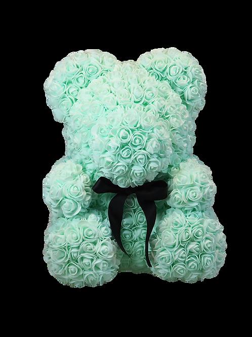 Rose Bear L Mint personaliseerbaar