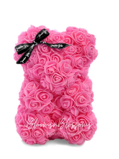 Rose Bear S Hot Pink