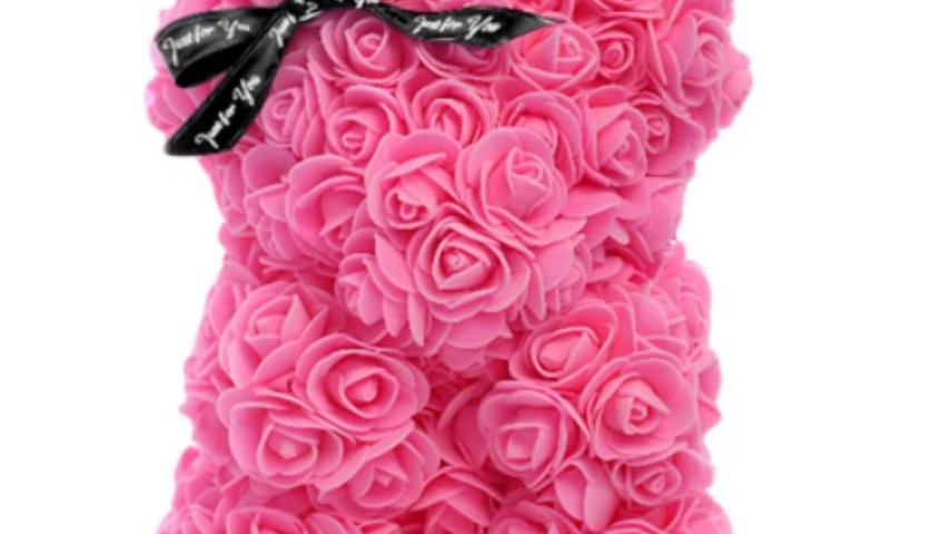Rose Bear S Hot Pink