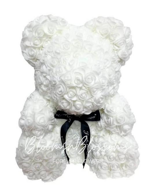 Rose Bear L Wit