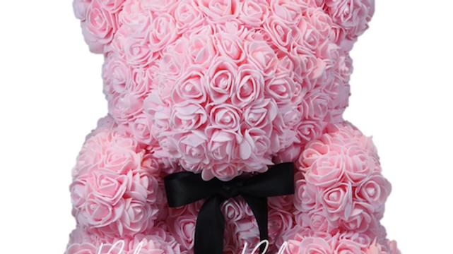 Rose Bear L Pale Pink