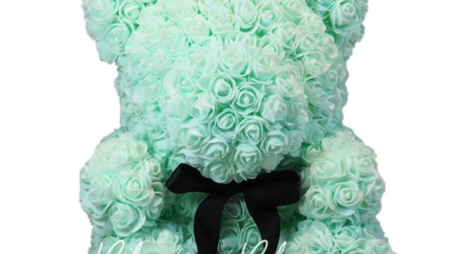 Rose Bear L Mint