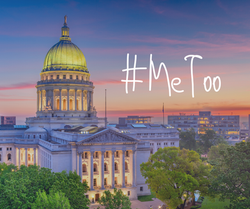 #MeToo in the sky above the Wisconsin Capitol