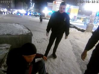 «Муніципальна варта» застерігає: «відпочинок» на снігу загрожує переохолодженням!