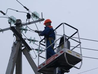Планове відключення електропостачання