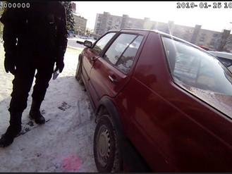 Паркування на тротуарі – адміністративне правопорушення!