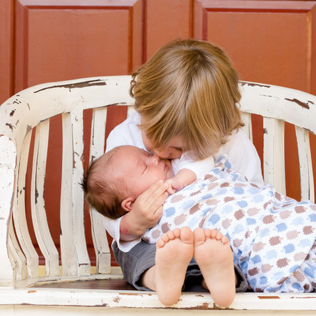 How to keep your Toddler's sleep on track with a Newborn