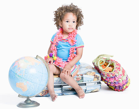 Travelling With Children ~ Some Helpful Tips