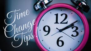 "Sleep Tips For Surviving  ""Fall Back"" Time Change"