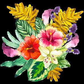 꽃 배열 2
