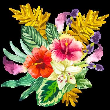 bouquet fleurs wix