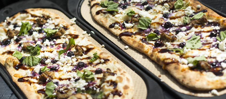 This Week: Pizza, Frozen Negronis, Crawfish for Cancer