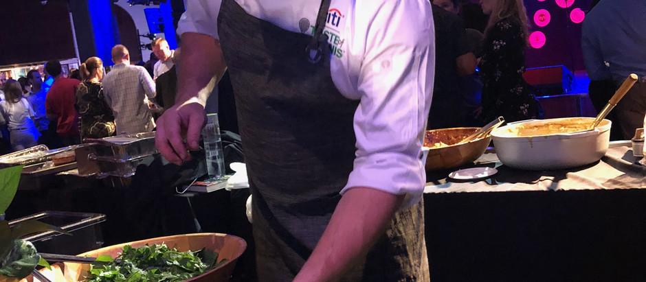 Top Chefs and Tennis Stars Unite at Citi Taste of Tennis