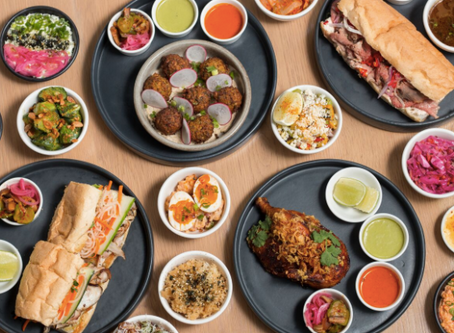 This Week: New Lunch Menu from Momofuku, Tiki Trail, Outdoor Film Festival