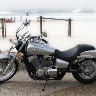 Beach moto