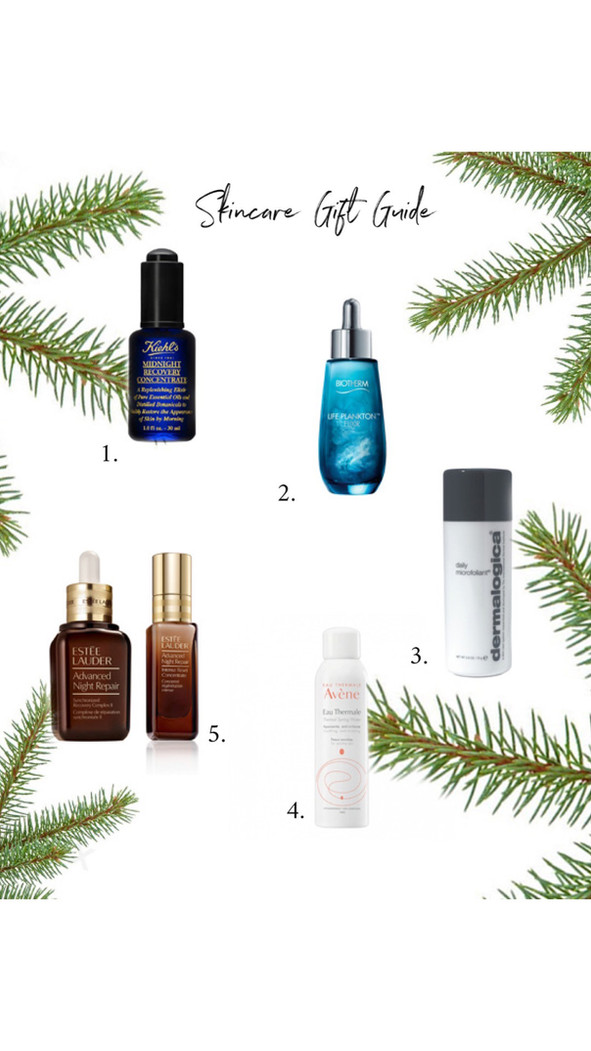Holiday Skincare Gift Guide