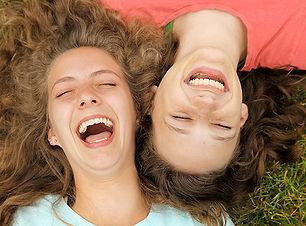Teens Happy
