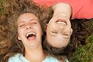 glücklich Teens