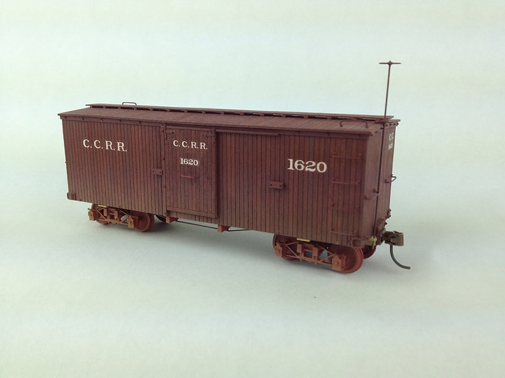 SOLD OUT LSS-7 CCRR Boxcar #1620