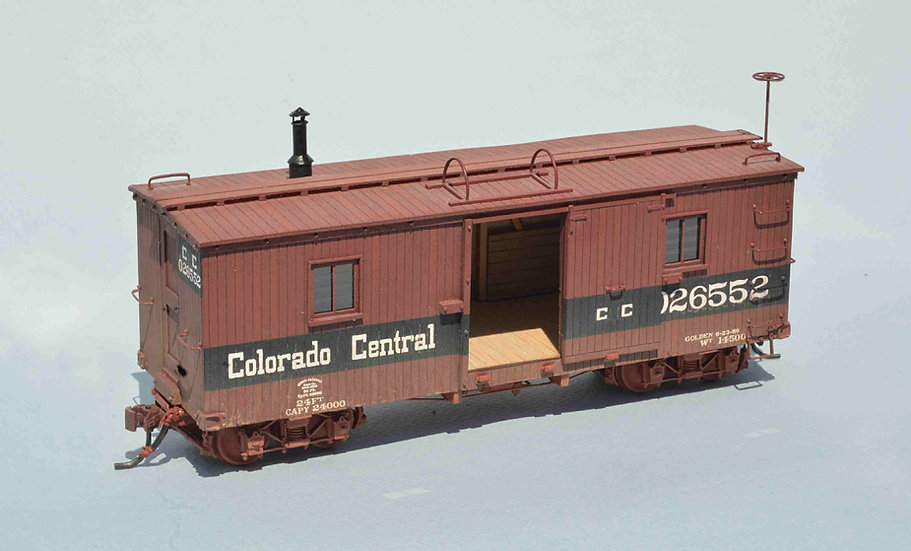 LSS-8 CCRR MOW/Caboose #26552 -SOLD OUT!