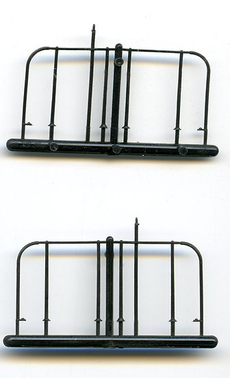 LBO-19 Passenger car end railings -delrin
