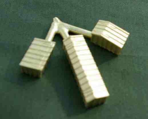 LBS-34D&RG tender tool box set, 3 pieces
