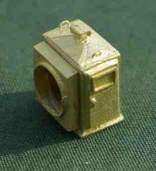 LBS-28D&RGW medium box electric headlight ca 1920