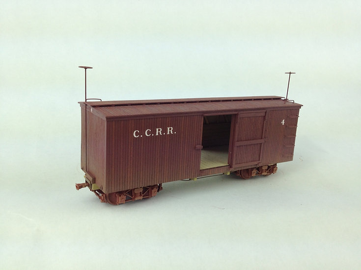 SOLD OUT LSS-6  CCRR 24' Boxcar #4