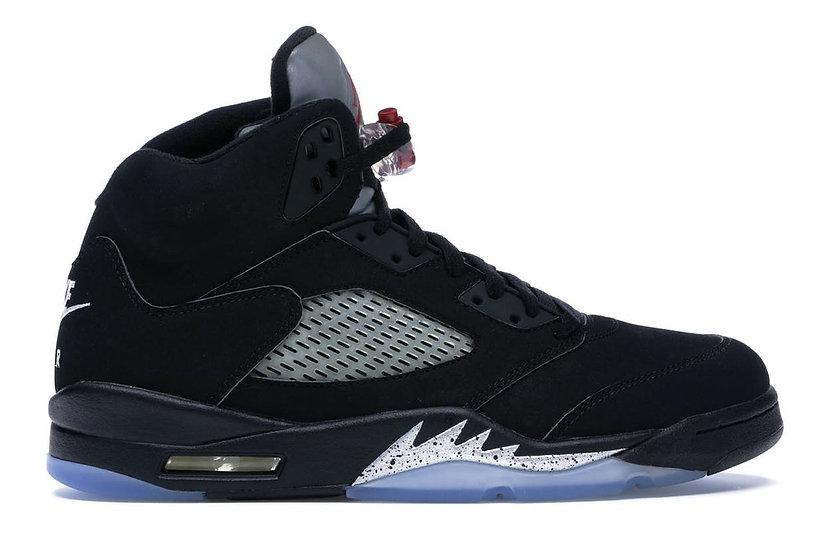 Jordan 5 Metallic (Size 10.5)