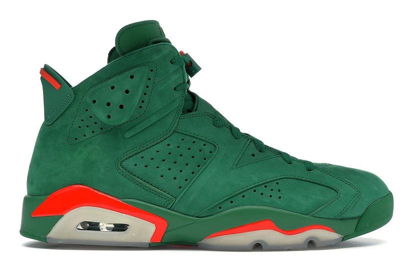 Jordan 6 Green Gatorade