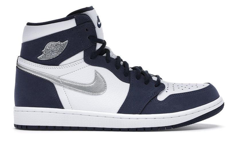 Jordan 1 Midnight (Size 8.5)