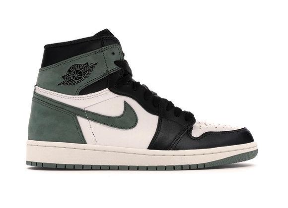 Jordan 1 Clay Green (Size 8.5)