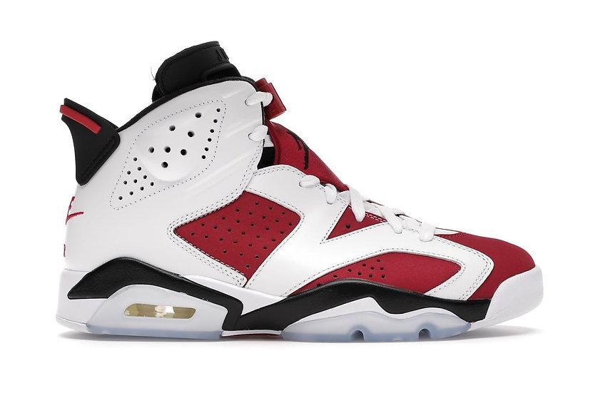 Jordan 6 Carmine (Size 8.5)