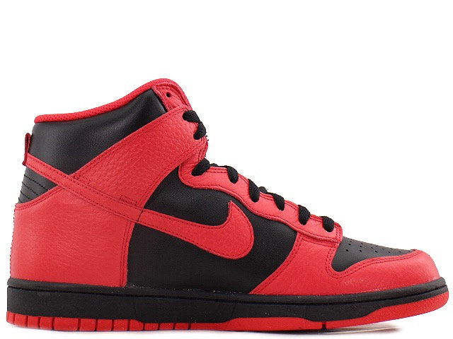 Nike dunk high red (Size 8)