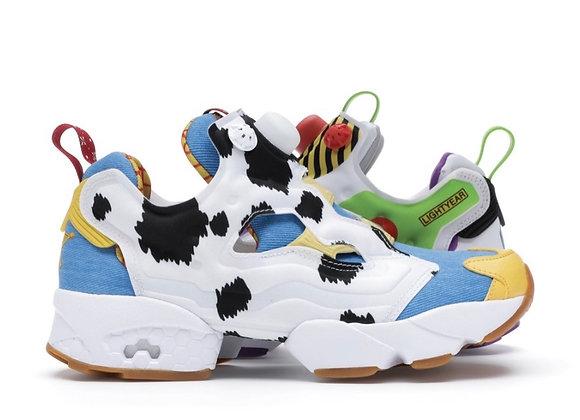 Reebok pump Toy Story (Size 13)