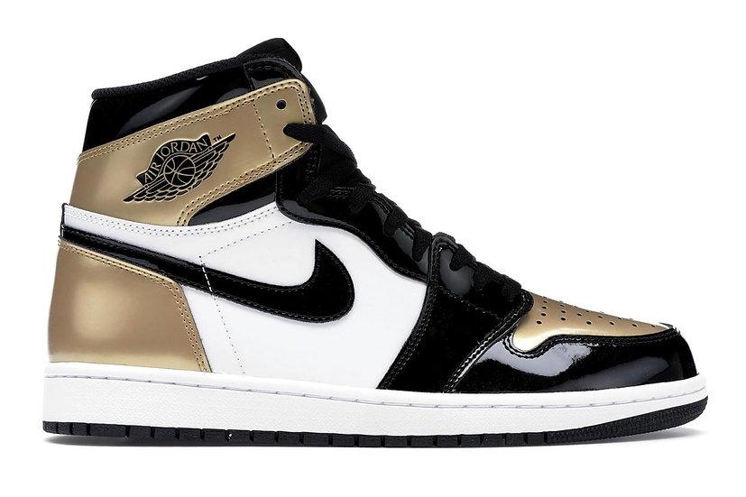 Jordan 1 Gold Toe (Size 10.5)