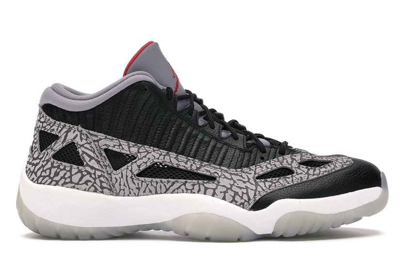 Jordan 11 low IE Cement (Size 10.5)